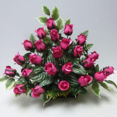 devant-de-tombe-fleurs-artificielles-fushias-400x400